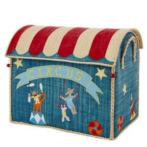 Kinderzimmer Rice Aufbewahrungsbox Zirkus
